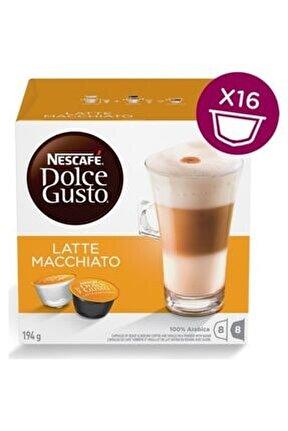 Dolce Gusto Latte Macchiato 16 Kapsül