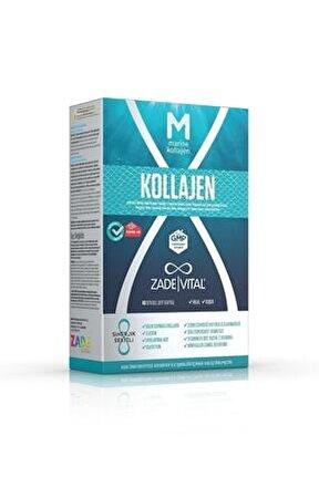 Marine Collagen + Hyaluronic Acid 40 Bitkisel Sert Kapsül