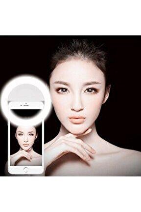 Xj-01 Pilli Selfie Ring Light - Özçekim Işığı