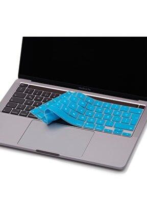 Laptop Macbook Pro Touchbar Klavye Koruyucu 13inc A2251 A2289 A2338 16inc A2141 Türkçe Baskılı 829