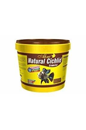 Natural Cichlid Granulat Ciklet Balık Yemi 10l 3kg
