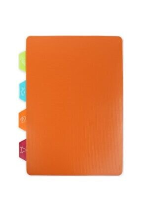 Katlanır Bükülebilir Farklı Renkte 4 Adet Kesim Panosu