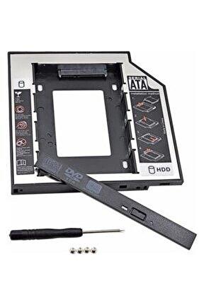 9.5mm Hdd Caddy Kızak Notebook Laptop Dvd To Ssd Kutu Sata 4717p