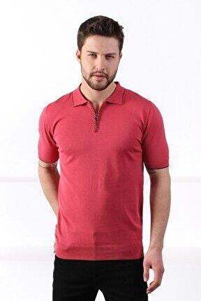 Erkek Triko T-shirt