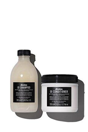 Oi/ Oil Sülfatsız Şampuan 280ml + Kremi 250ml