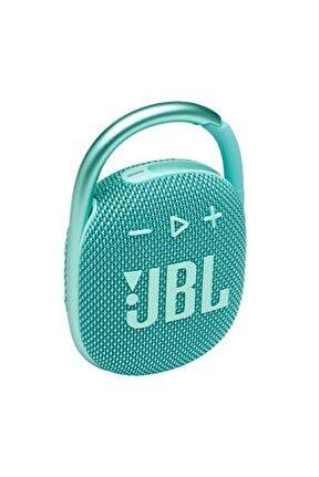 Clip 4 Teal Taşınabilir Bluetooth Hoparlör