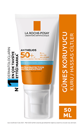 Anthelios Ultra Spf50+ Cream 50ml