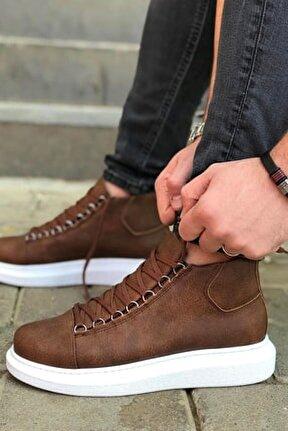 Yüksek Taban Taba Erkek Ayakkabı