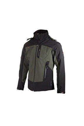 Outdoor Özel Üretim Kapüşonlu Soft-tech Softshell Ceket