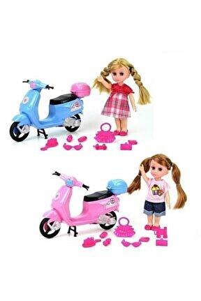 Motorsikletli Bebek
