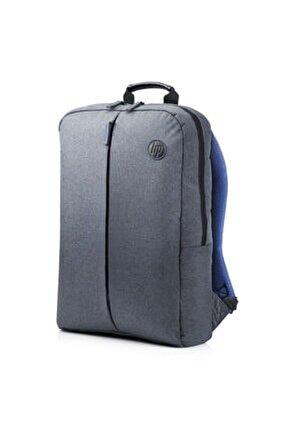 Unisex Gri 15.6 inç Fermuarlı Notebook Sırt Çantası