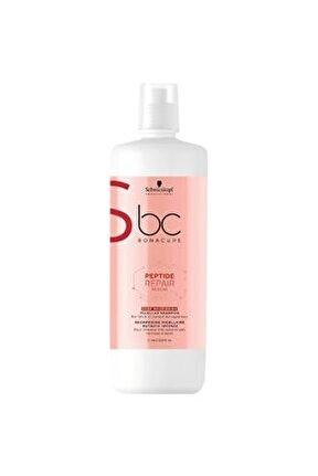 Schwarzkopf Bonacure Peptide Acil Kurtarma Derin Besleme Şampuan 1000ml