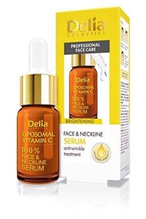 Brightening Vitamın C Face Neckline Serum 10 ml
