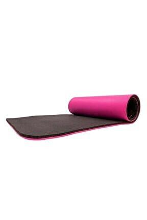 Pembe  Profesyonel Yoga Matı 16 Mm Pilates Minderi