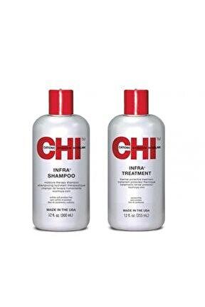 Infra Shampoo Nem Dengeleyici Şampuan 355ml+saç Kremi 355ml