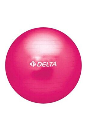 55 Cm Fuşya Dura-strong Deluxe Pilates Topu