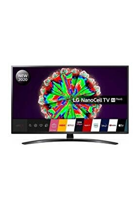 "43NANO796 43"" 109 Ekran Uydu Alıcılı 4k Ultra HD Smart LED TV"