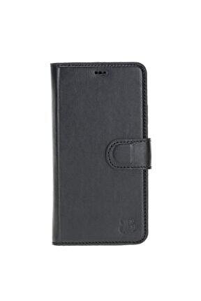 Mw Deri Telefon Kılıfı Apple Iphone 11 Rst1 Siyah