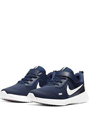 Revolutıon 5 (PSV) Çocuk Yürüyüş Koşu Ayakkabı Bq5672-402-lacıvert
