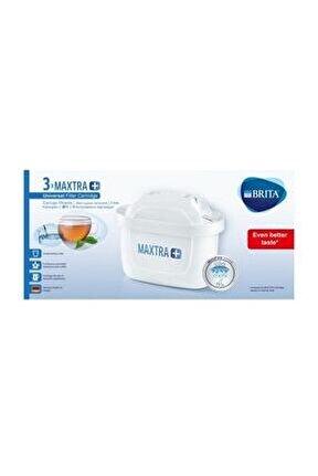 Maxtra+ Plus Üçlü Su Arıtma Filtresi (3 Adet Filtre)