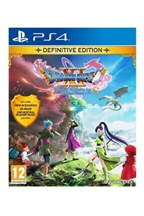 Dragon Quest Xı: Echoes Of An Elusive Age