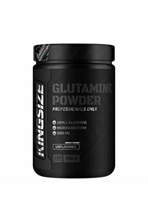 Glutamine Powder 750 gr Aromasız