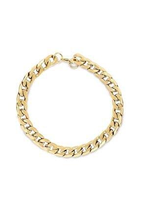 Erkek Altın Çelik Bileklik Tmj11058-1158-g2