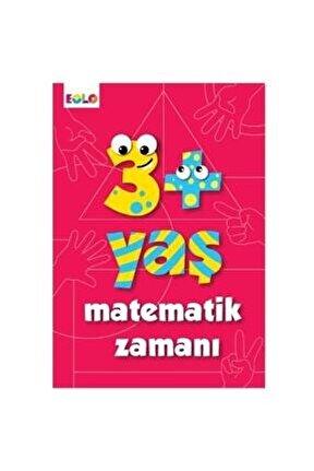 Eolo 3+ Yaş Matematik Zamanı
