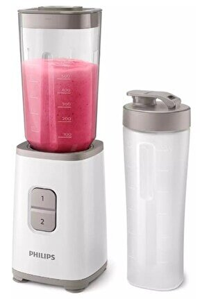 HR2602/00 Daily Collection Smoothie Mini Blender