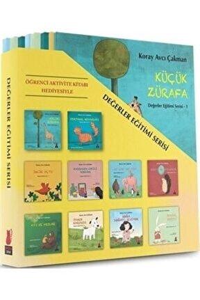 Değerler Eğitimi Serisi (10 Kitap)
