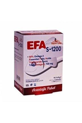 Efa S-1200 90 Kapsül