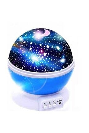 Starmaster Gece Lambası Yıldız Işıkları