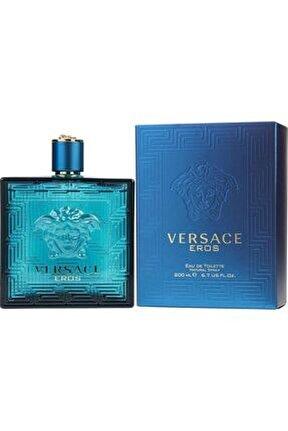 Eros Edt 200 ml Erkek Parfüm 8011003813858
