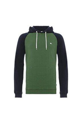 Erkek Yeşil  Sweatshırt Eqyft04137-gsg0