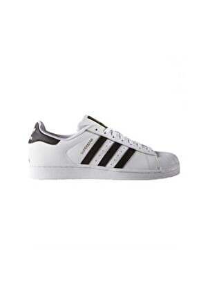SUPERSTAR FOUNDATION Beyaz Siyah Erkek Sneaker 100183487