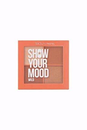 Allık Paleti - Show Your Mood Wild No 441 8690644104411