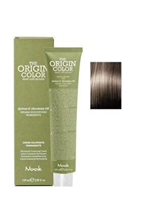 The Origin Color Saç Boyası 88.0 Yoğun Açık Kumral 100 Ml