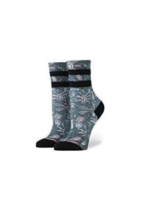 Çocuk Çorap Girls Woodlands