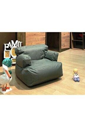 Armutland Mini Relax Armut Puf Koltuk Gri ( 1-8 Yaş )