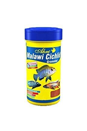 Malawi Cichlid Granulat Ciklet Balığı Yemi 250ml