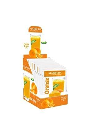 Mahbuba Portakal Toz Içecek Gerçek Meyve Tadında 24x1.5 Litre