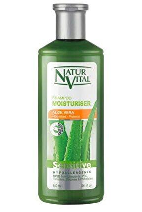 Sensitive Shampoo Camomıle 300ml