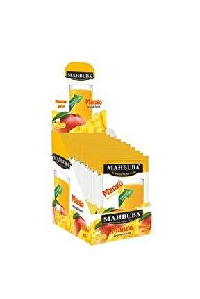 Mahbuba Mango Toz Içecek Gerçek Meyve Tadında 24x1.5 Litre