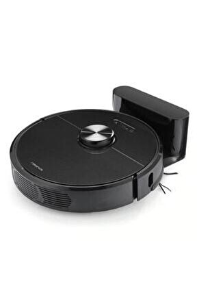 S6 Pure Akıllı Robot Süpürge Siyah ( Ithalat Garantili )