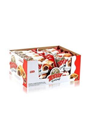 Today Kruvasan Çikolatalı 45gr  20 Adet (1 Kutu)