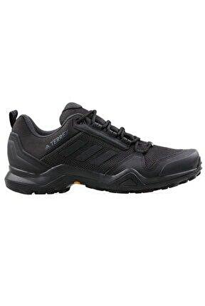Erkek Outdoor Ayakkabısı Spor Siyah Bc0516 Terrex Ax3r Gtx