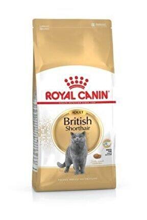British Shorthair Adult Kedi Kuru Maması 2 kg