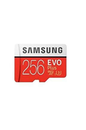 Evo Plus 256gb Micro Sd Hafıza Kartı 4k U3 C10 100mb/s Mb-mc256ga/eu