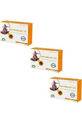 3 Adet Phytorelief Cc 12 Pastil