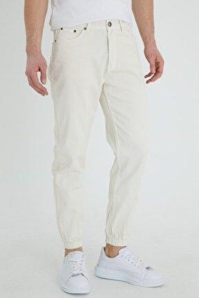 Erkek Taş Slim Fit Jogger Pantolon